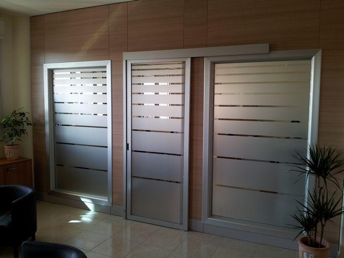 Pellicole per vetri antisolari e di sicurezza lodi glass film pellicole effetto smerigliato - Pellicole per vetri casa ...