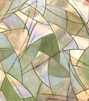 Carta adesiva per vetri