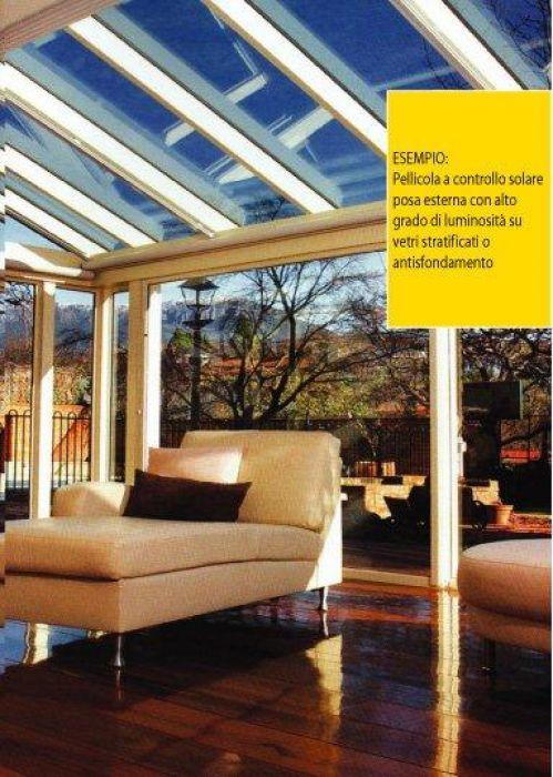 Pellicole per vetri antisolari e di sicurezza lodi glass film pellicola pl6 - Pellicole per vetri casa ...